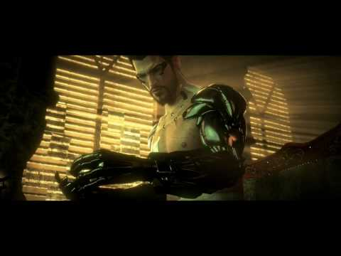 Deus Ex Human Revolution NEW Trailer with Two Steps From Hell - Freedom Fighters
