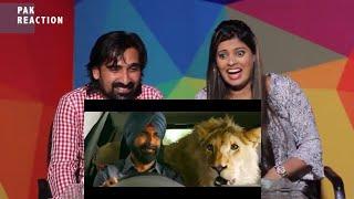 Pak Reaction To | Akshay Kumar | Singh Is Bling | Funny Zoo Scene | Mufasa Lion