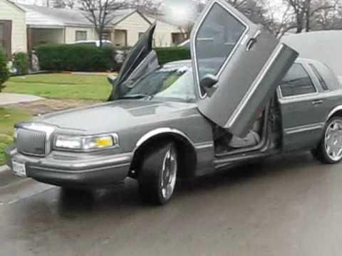 Texas Stars Lincoln Town Car97