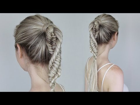 How to: DNA BRAID / Coolest Braid For Summer