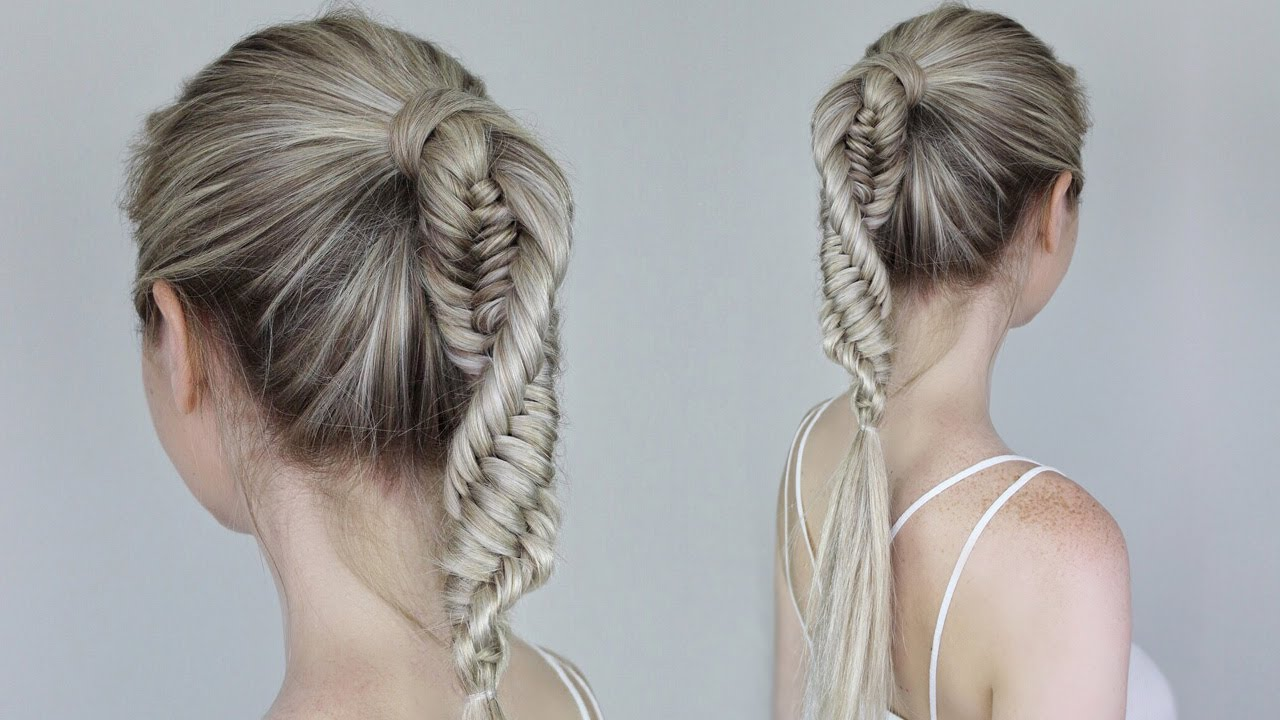 How To DNA BRAID Coolest Braid For Summer
