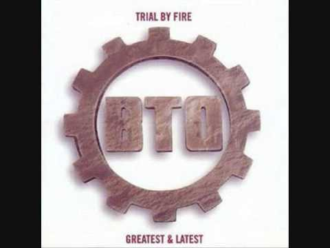 Bachman-Turner Overdrive - Trial By Fire (Full Album)
