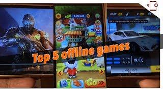 Top 5 offline games under 100mb (Bangla)    Best games by SSI Fahim  #7