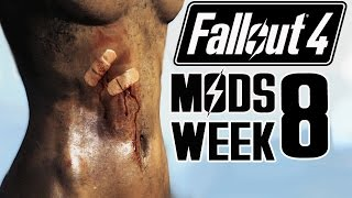 fallout 4 mods week 8 dirty body stormtrooper cbbe armors better jetpacks more