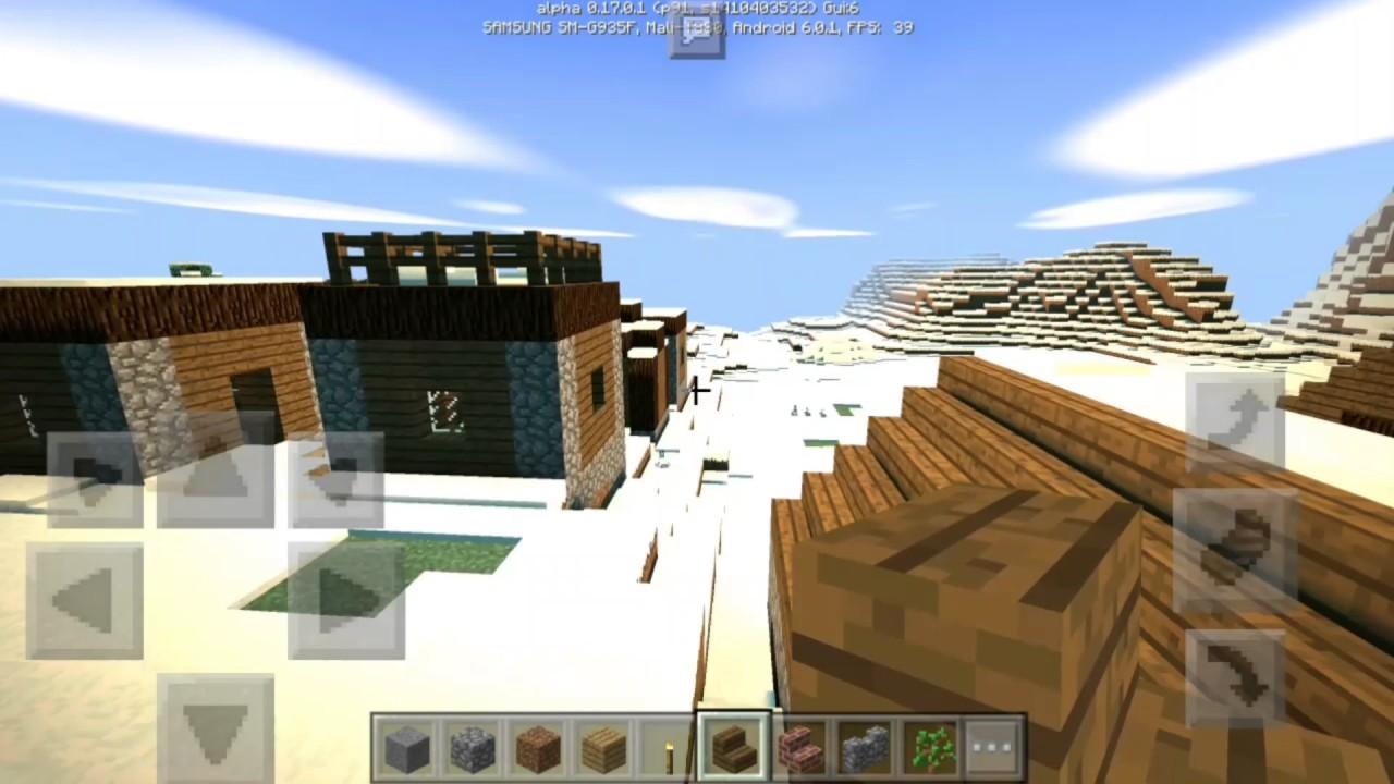 驚くばかりMinecraft 雪屋 - 最高のマインクラフト