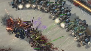 StarCraft 2: DIRECT STRIKE - Deimos Dominance (2/?)