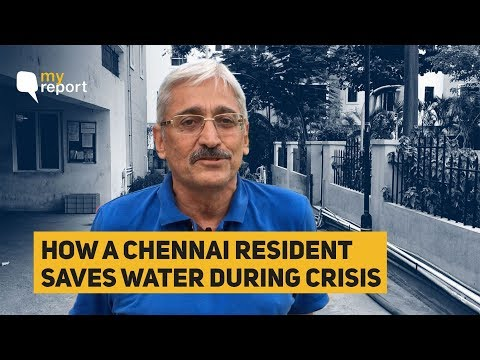 Chennai Water Crisis | At the IT Corridor of Chennai, We Buy