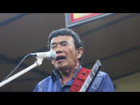 LAGU GALA GALA; Rhoma Irama konser indosiar bandung 17 sept 2017