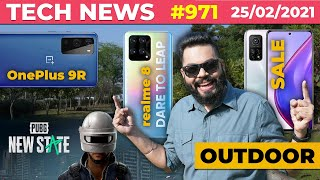 Download realme 8 Coming W/ 108MP Camera, PUBG New State Is Here, Redmi Note 10 On Sale, OnePlus 9R-#TTN971