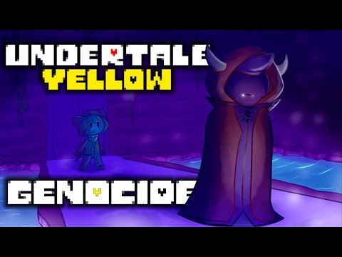 GENOCIDE WILL BRING JUSTICE!! | Undertale Yellow