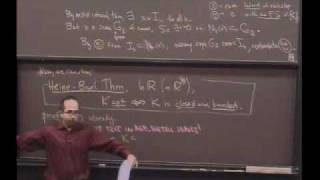 Real Analysis, Lecture 13: Compactness and the Heine-Borel Theorem