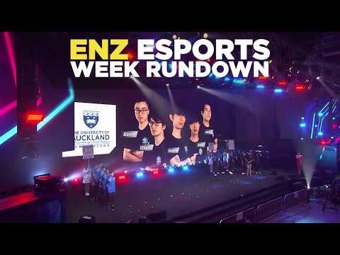 ENZ esports week rundown