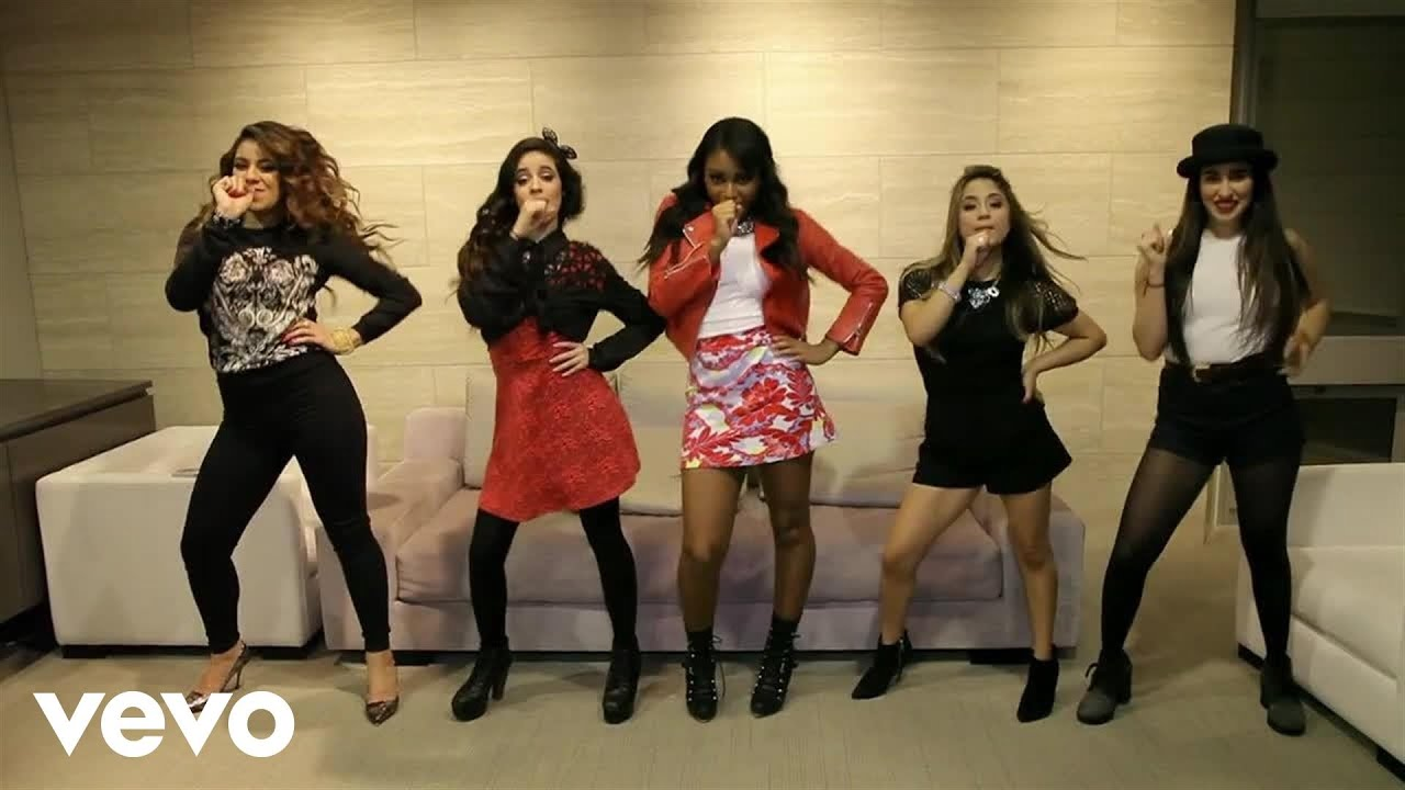 Fifth Harmony Dancing With Fifth