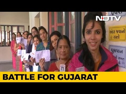 Gujarat Elections 2017 | Voting For 89 Seats Starts In Phase 1