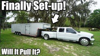 towing-the-big-trailer-with-the-7-3-powerstroke-on-24-s-for-the-first-time-will-it-work