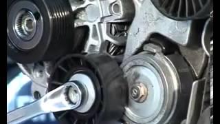 DAYCO Contrôle et remplacement des composants de la transmission