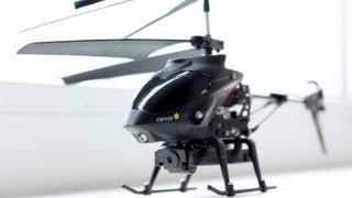 Вертолет iSpy Helicopter. Управляется с iPhone. Обзор