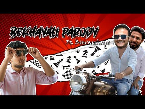 Bekhayali Parody 2 ft. @Samay Raina @ChessBase India & @Biswa Kalyan Rath