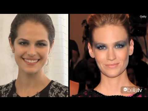 Smokey Eye Makeup: How to by January Jones' Makeup Artist