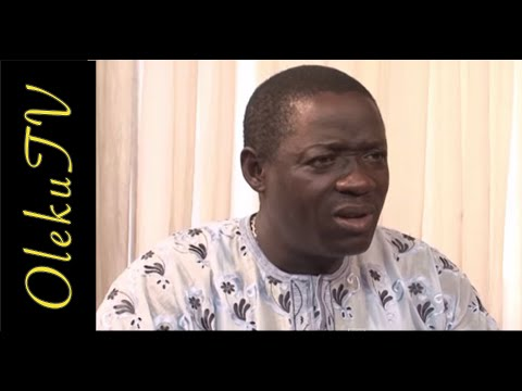 ITAKUN | Latest Yoruba Movie Starring Taiwo Hassan