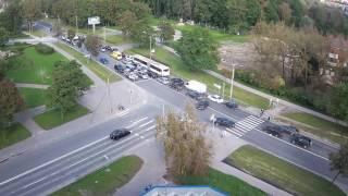 Авария в Красном Селе 21.08.16