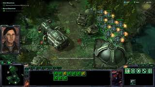 StarCraft II: Wings of Liberty Campaign Mission 17a - Safe Haven