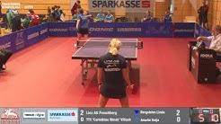 Tischtennis Bundesliga Cup Finale LIVE