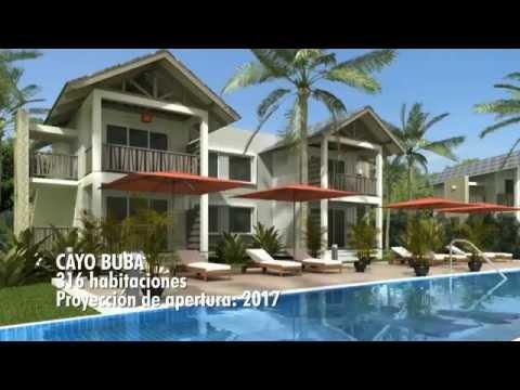 Proyectos de desarrollo del turismo en Cuba