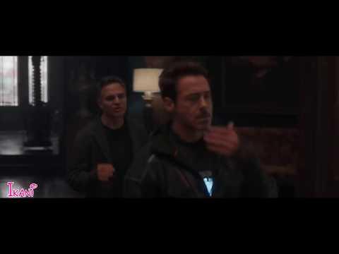 Avenger infinity war, New York attack. Full fight scene.