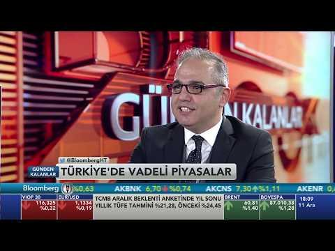 Türkiye'de Vadeli Piyasalar - Dr. Nuri Sevgen