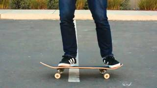 KICKFLIP AND OLLIE SKATE SUPPORT