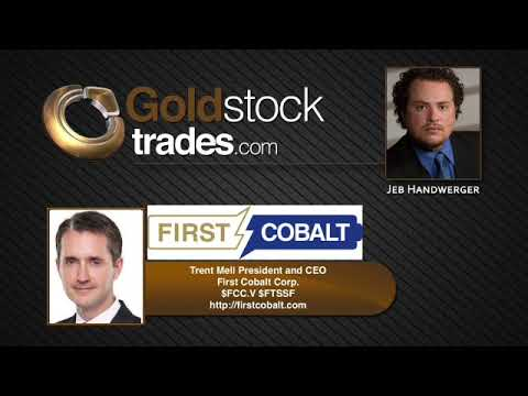 First Cobalt $FCC.V $FTSSF Next Battery Grade Cobalt Supplier For EV Market In North America