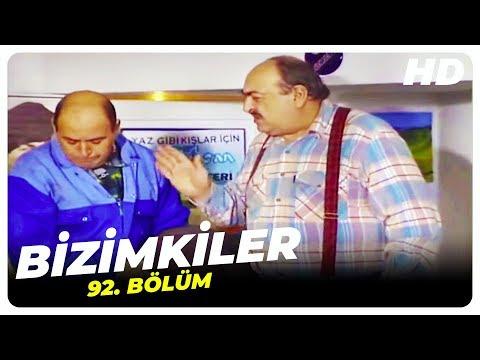 Bizimkiler 92. Bölüm   Nostalji Diziler