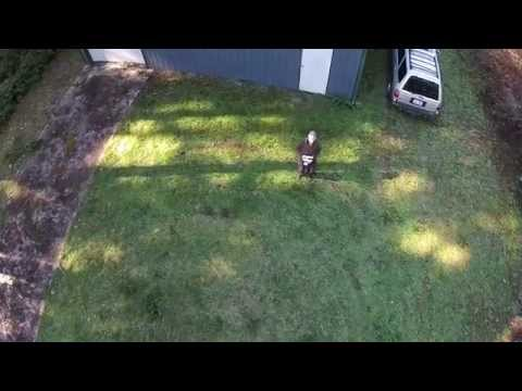 Quadcopter Tree Height Survey version 2