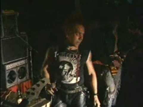 Music video The Exploited - War