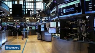 Top Photos: NYSE Empties Out After 'Technical Glitch'