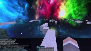 MINECRAFT 1.8: RAGE INDUCING X-RUN PARKOUR w/Kenny, Preston and Pete