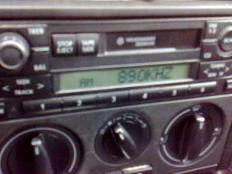 No AM Radio in Charlottetown