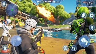 🔴 Cover Hunter - 3v3 Team Battle Android Gameplay screenshot 5