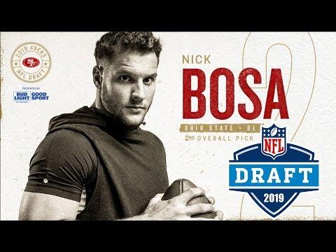 San Francisco 49ers All 2019 NFL Draft Picks