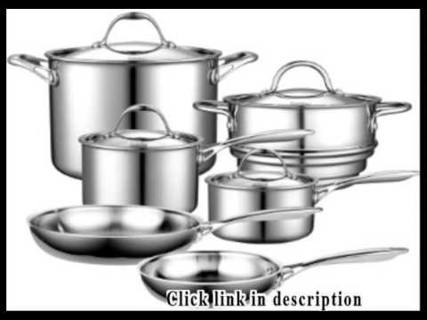 Emeril Stainless Steel Cookware
