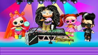 Игры одевалки для девочек с куклами ЛОЛ - Лучшие Вечеринки для LOL Surprise! - Новый видео сборник.