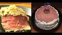 Hard Kokki: Pippuripihvi - kakku
