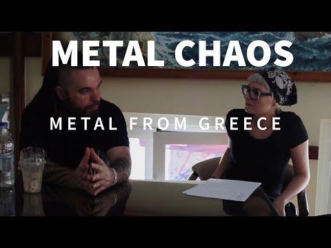 METALCHAOS Metal from Greece (chania rock festival, chaostar, Septicflesh, Stone Cold Dead, Lloth)