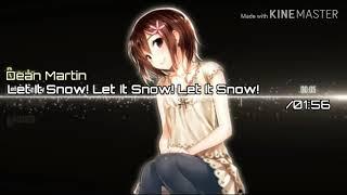 Barry White & Dean Martin - Let It Snow! Let It Snow! Let It Snow! (Official Video)