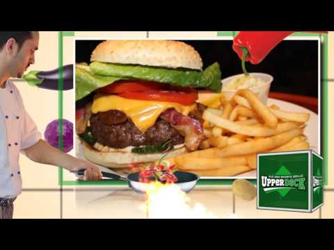 Upper Deck Ale and Sports Grille - Local Restaurant in Hallandale, FL 33009