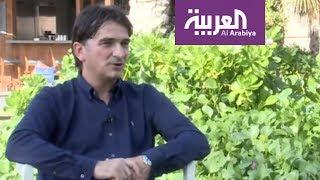 بالفيديو | مدرب كرواتيا: محمد صلاح أفضل من ميسي في 2018.. ومودريتش يستحق البالون دور