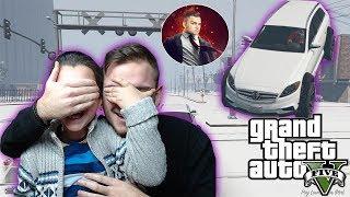 GTA 5 Shqip - Challenge me Jusufin [Vozite Xhipin e ri me Syt e Mshelt] - Shqip