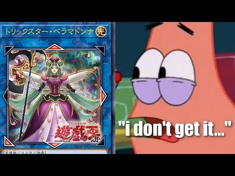 "Trickstar Bella Madonna: ""I don't get it..."""