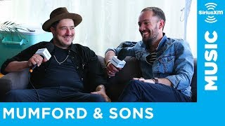Mumford & Sons Talk Performing Live For More Than A Decade and Their Love for Festivals